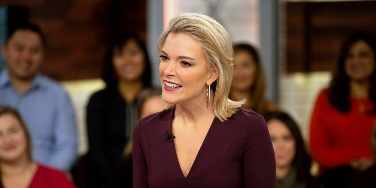 Megyn Kelly on TODAY on Oct. 22, 2018.