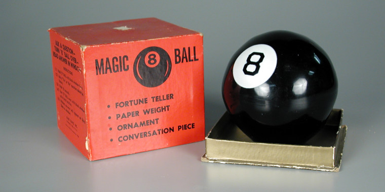 Uno, pinball and the Magic 8 ball making the National Toy Hall of Fame.