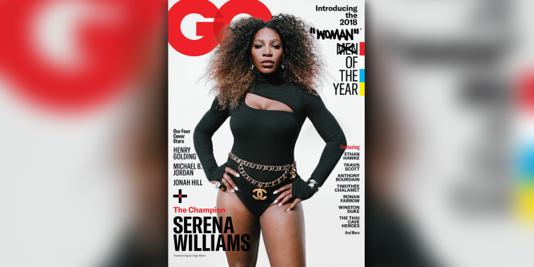 Serena Williams GQ cover