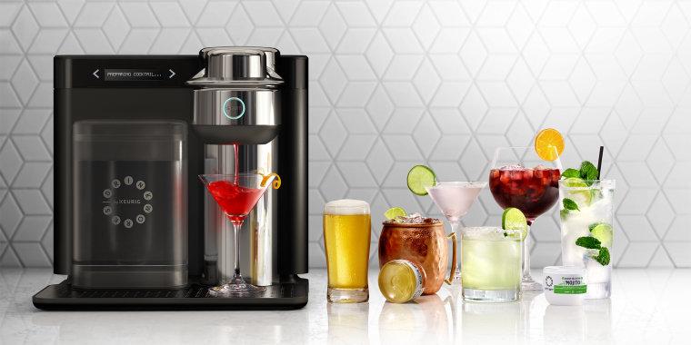 Keurig-Drinkworks-Cocktail-Machine