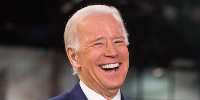 Joe Biden on Monday, November 13, 2017