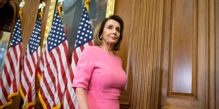 Image: House Minority Leader Nancy Pelosi