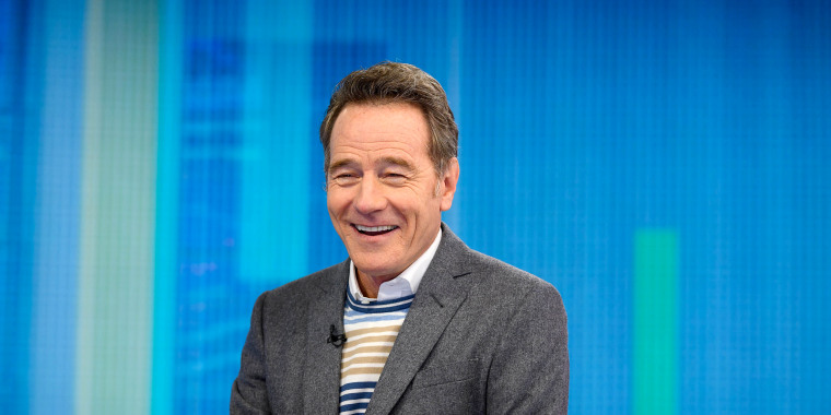Bryan Cranston talks Broadway's 'Network' and 'Breaking Bad' movie