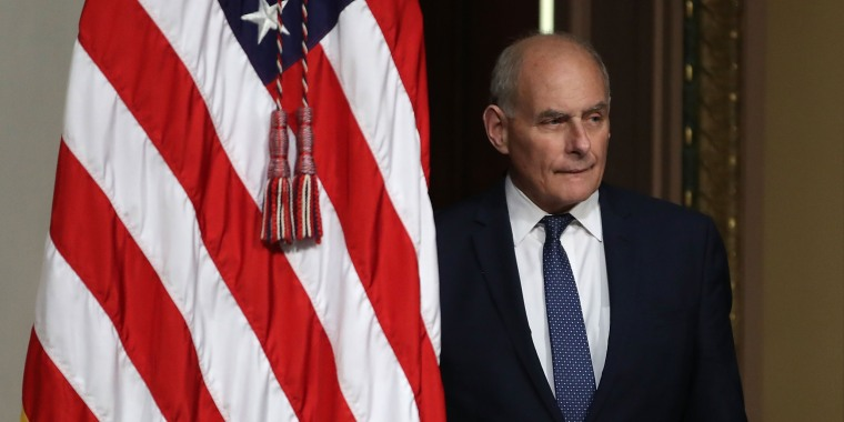 After clashes with first lady and others, Kelly may soon exit White House
