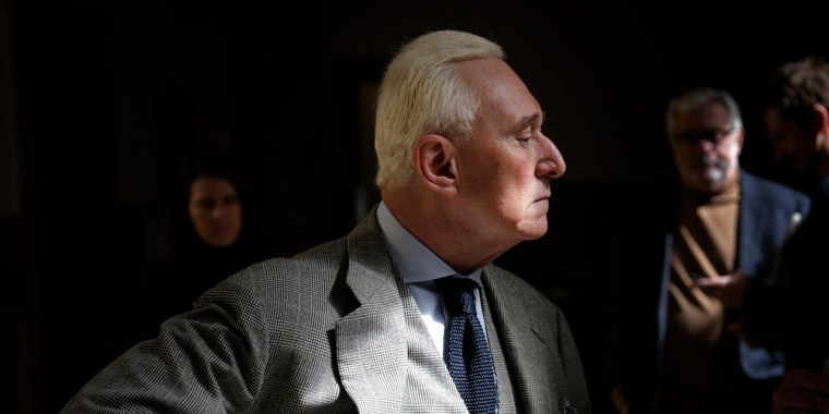 Mueller probes possible witness intimidation by Roger Stone: Report
