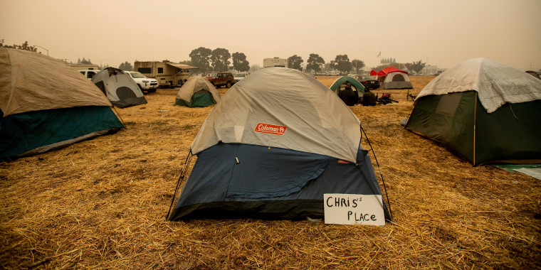 Image: Chico Temporary Shelter