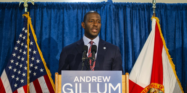 Gillum: We know half of Florida has a different vision for where we want to go