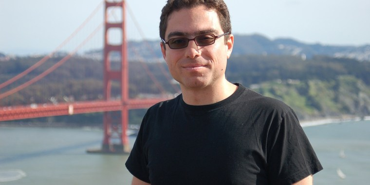 Image: Handout photo of Iranian-American consultant Siamak Namazi is pictured in San Francisco