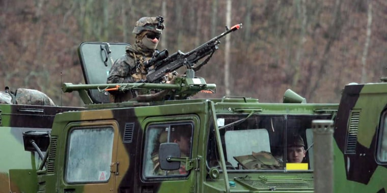 Is NATO still relevant in today's world?