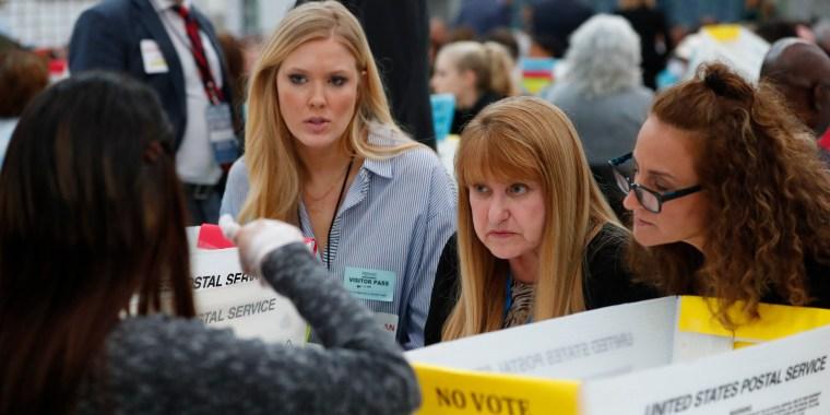 Image: Florida recount