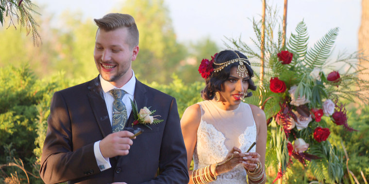 As more states legalize, some couples inspired to incorporate weed into weddings