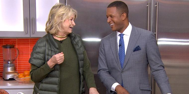 Martha Stewart Thanksgiving safety tips
