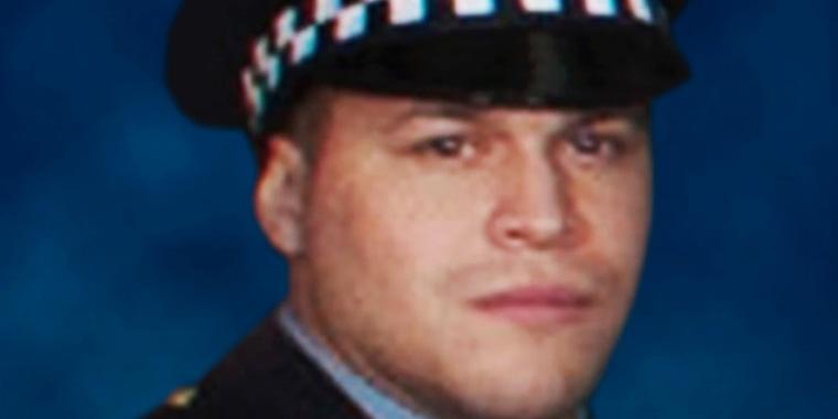 Chicago Police Department Officer Samuel Jimenez.