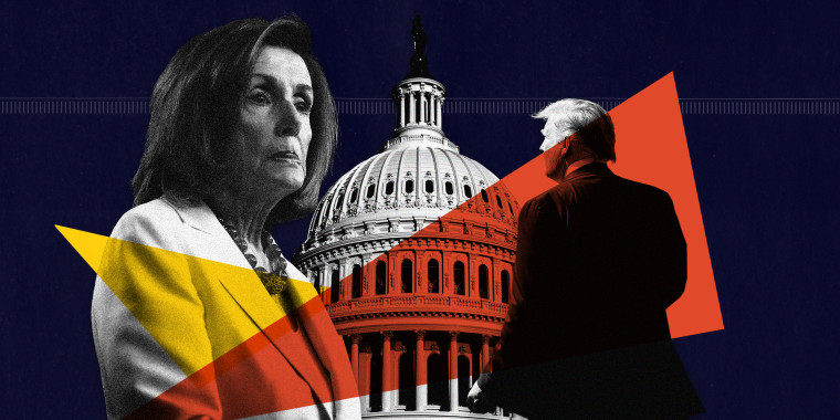 Image: House Speaker Nancy Pelosi announced a formal impeachment inquiry against President Donald Trump on Tuesday.