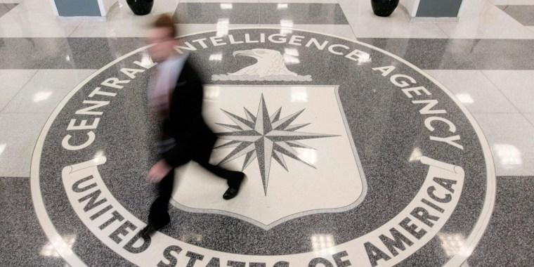 Image: CIA Headquarters