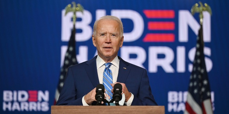 Joe Biden: 2020 Presidential Election Candidate | NBC News