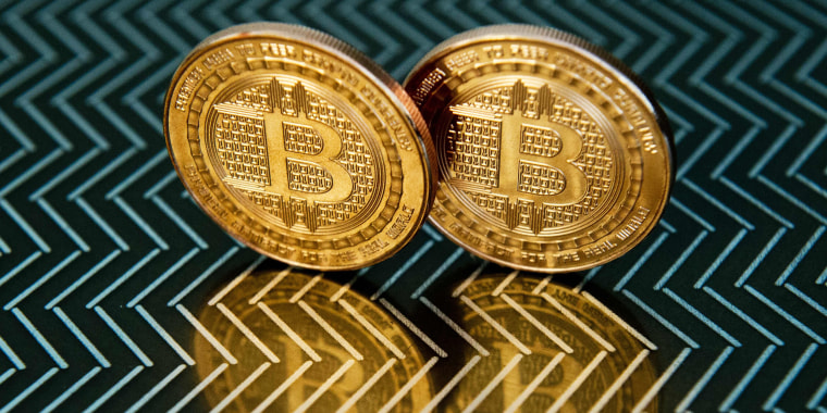 Image: FILES-CANADA-SECURITY-BITCOIN-MARKET-CURRENCY-TECHNOLOGY