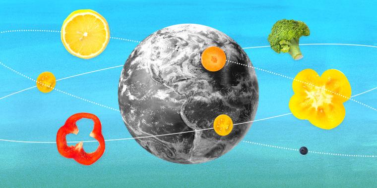 Planetary Diet