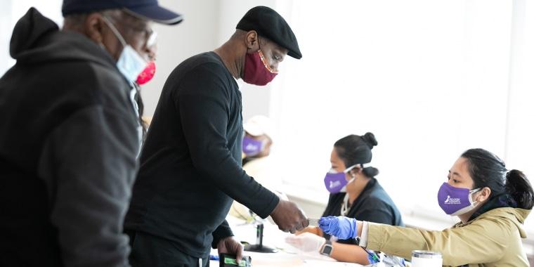 Image: Atlanta, Georgia voters