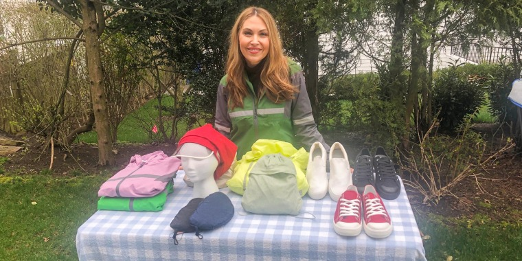 Lori Bergamotto shares her tips for essential spring items