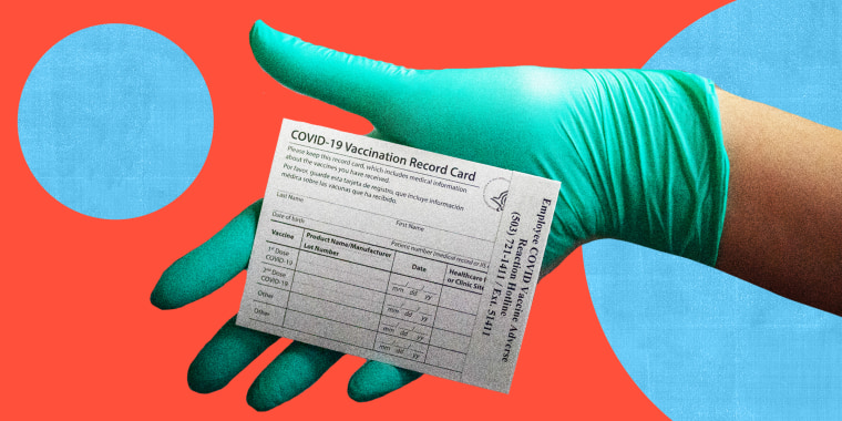 Everything you need to know about your COVID-19 vaccine card