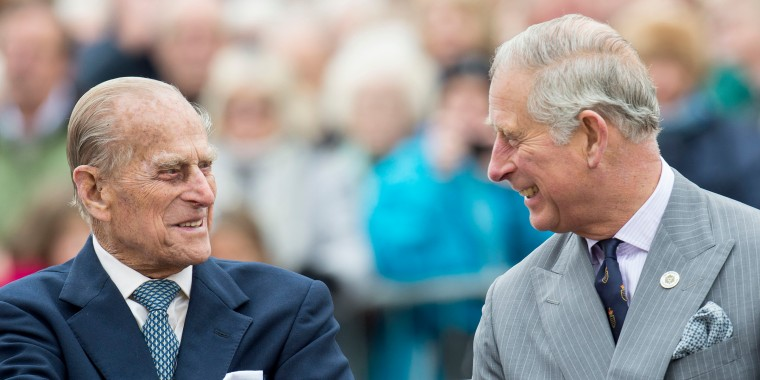 The Queen, Duke Of Edinburgh, Prince Of Wales & Duchess Of Cornwall Visit Poundbury