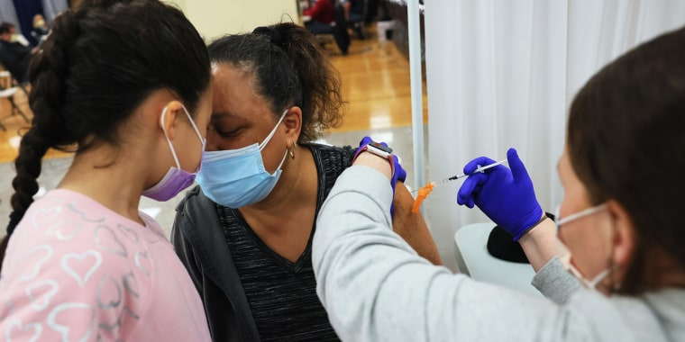Pop Up Vaccination Sites In NYC Spread To Neighborhoods Across The City