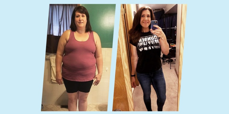 The tipping point for Laura McNemee came when her son, who has autism, ran off and she struggled to catch him. That was day 1 of her weight-loss journey.