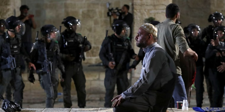 Image: Al-Aqsa Mosque compound