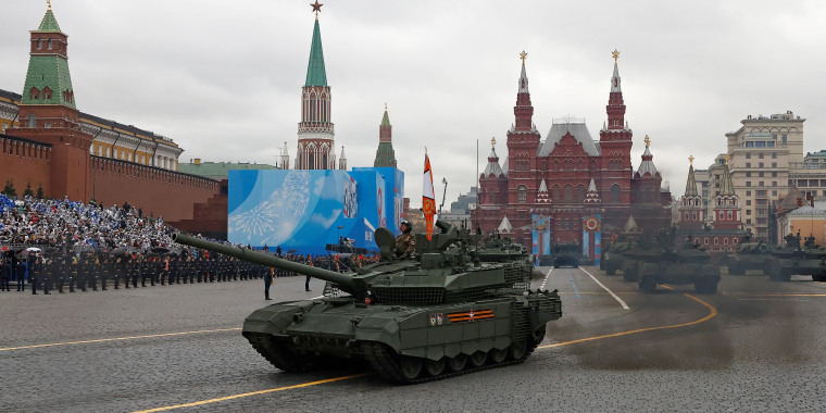 Image: Victory Day Parade in Moscow