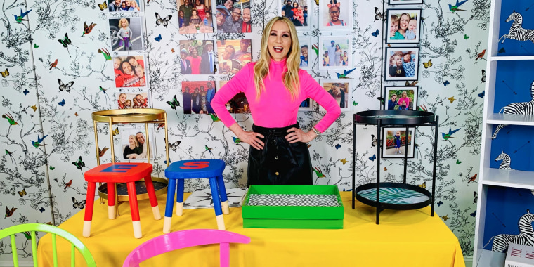 Chassie Post shares at-home DIY tips on broadcast