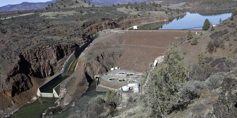 Image: Iron Gate Dam