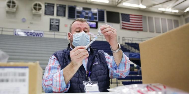 Image: Ohio Covid vaccination