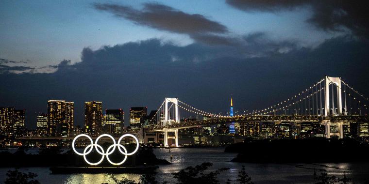Image: TOPSHOT-OLY-2020-2021-TOKYO