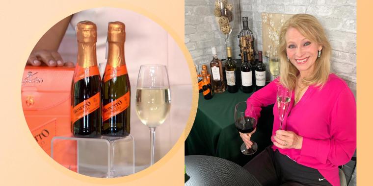 Leslie Sbrocco shares best summer wines to drink on broadcast