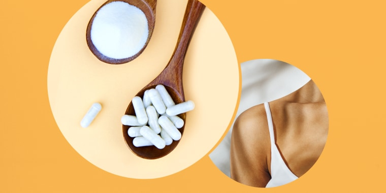 What is the deal with collagen supplements? Nutritionist weighs in