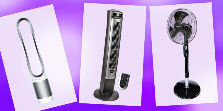 Illustration of three different oscillating fans. See the best oscillating fans to keep cool this summer. Shop oscillating fans including Lasko, Honeywell, and Dyson from Best Buy, Walmart and more.