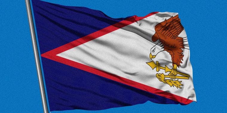 Image: Flag of American Samoa