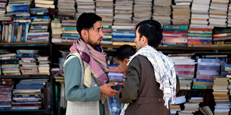 Image: AFGHANISTAN-SOCIETY-PEOPLE
