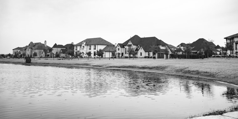 Image: Homes in  Southlake, Texas.