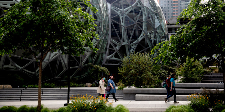 Amazon Reports Big Growth In First Quarter Revenue As Lockdown Leads To More Online Shopping