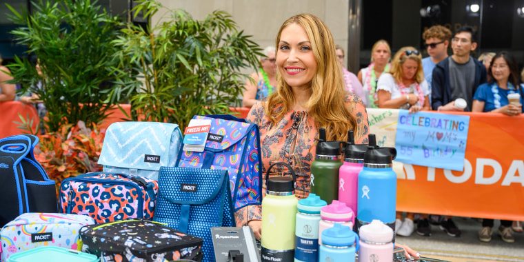 Lori Bergamotto on broadcast sharing best back to school products to buy