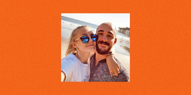 Gabrielle Petito and Brian Laundrie.
