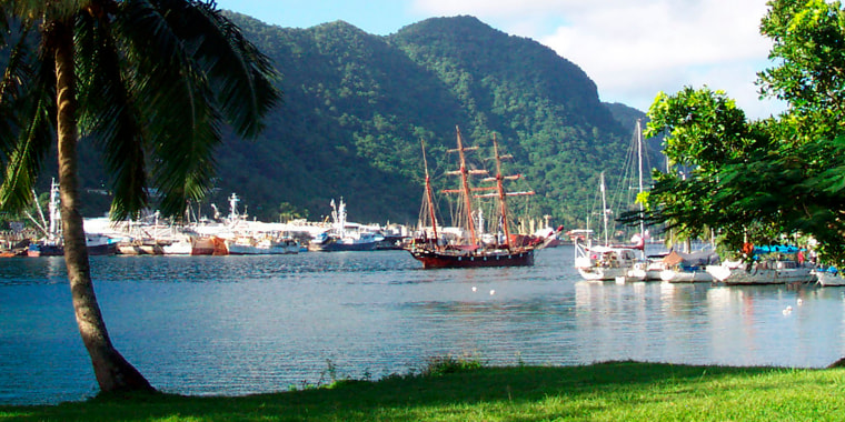 American Samoa reported its first Covid case Friday after a traveler flying in from Hawaii tested positive while in quarantine.