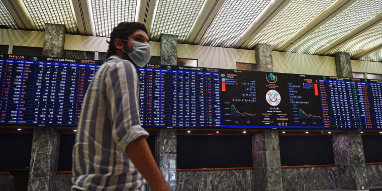 Image: PAKISTAN-ECONOMY-STOCK