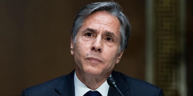 Image: Antony Blinken, Examining the U.S. Withdrawal from Afghanistan