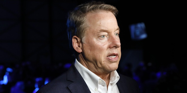 Image: Bill Ford, chairman of Ford Motor Co.
