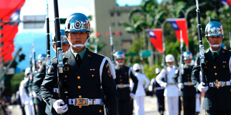 Taiwan: Tsai Ing-wen Speaks On National Day Despite China's Tensions