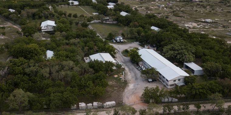 Image: Aerial of Christian Aid Minsitries headquarters