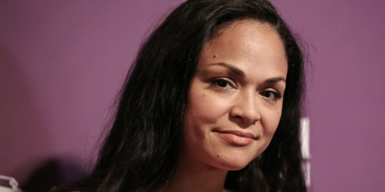 Karen Olivo at an event in New York in 2018.